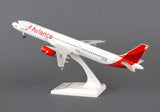 Skymarks Model Avianca Airbus A321 1/150 Scale Plane w/ Stand and Gears Reg N570AV