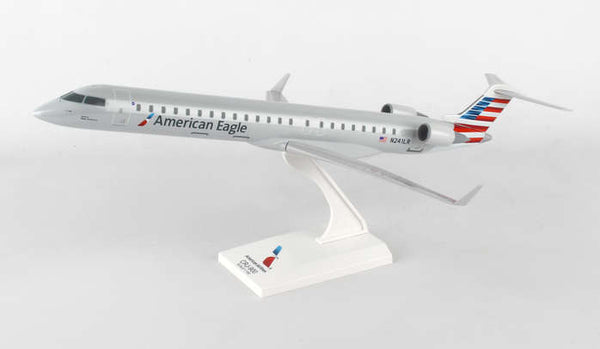 Skymarks SKR802 American Eagle Mesa Airlines CRJ900 1/100 Scale with Stand
