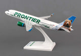 Skymarks Frontier Airlines A320 Grizwald the Bear N227FR 1/150 Scale Plane with Stand