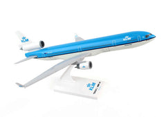 Skymarks KLM MD-11 1/200 Scale Model Plane with Stand Reg PH-KCE