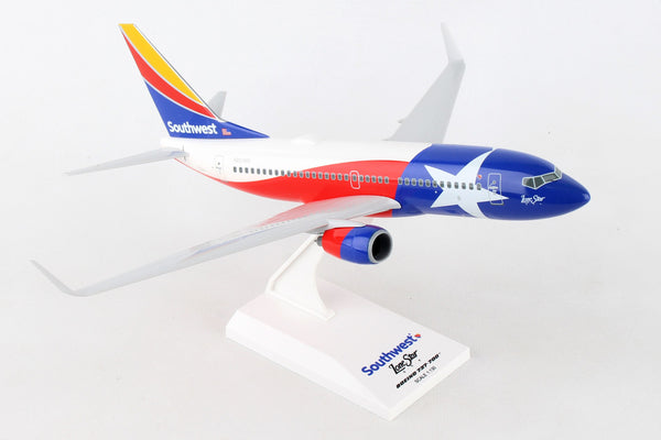 Skymarks Southwest Lone Star One N931WN Boeing 737-700 1/130 Scale with Stand
