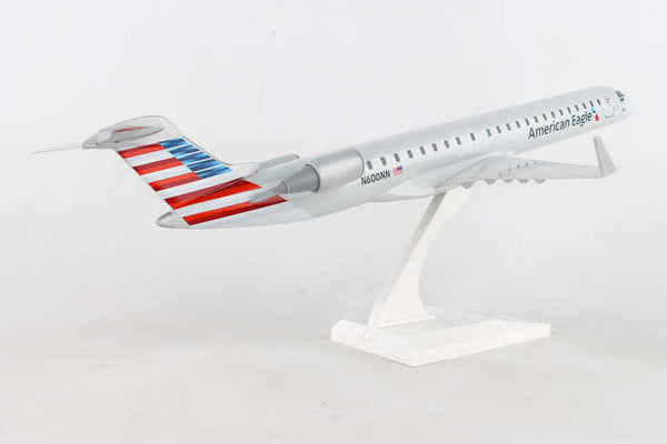 Skymarks American Eagle PSA Airlines CRJ900 1/100 Scale with Stand N600NN
