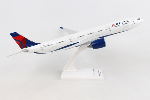 Skymarks SKR984 Delta Airlines Airbus A330-900 NEO 1/200 Scale Plane with Stand N401DZ
