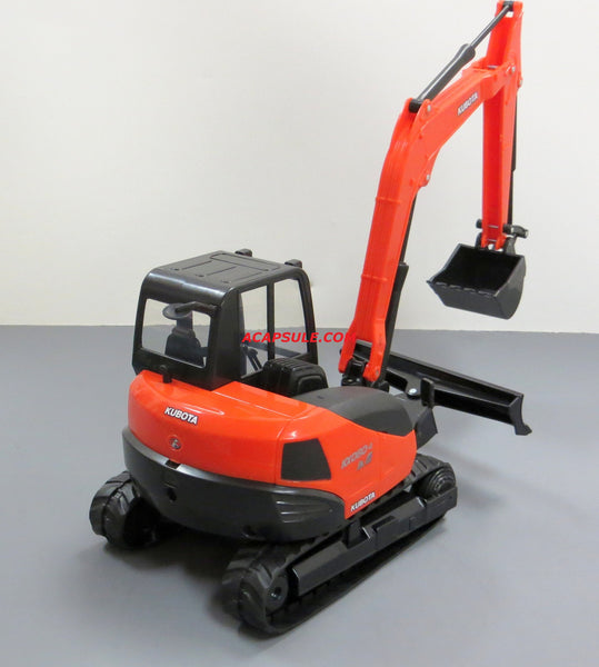 1/18 Scale Kubota KX080-4 Excavator with full working motions
