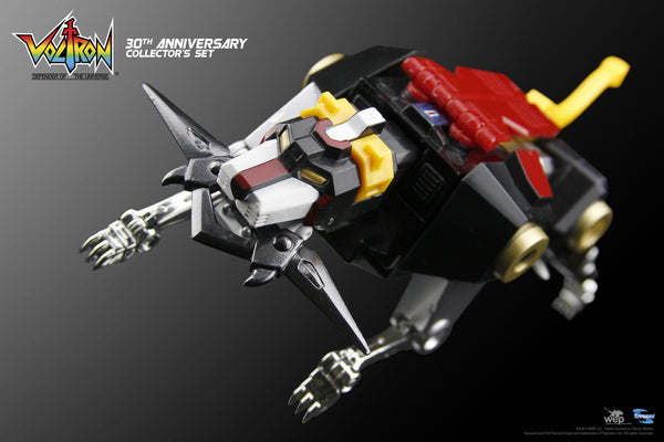 Voltron 30th Anniversary Jumbo Lion Collector's Set ...