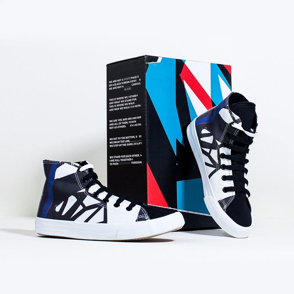 Peter Odor Eclipse High-Top | XY