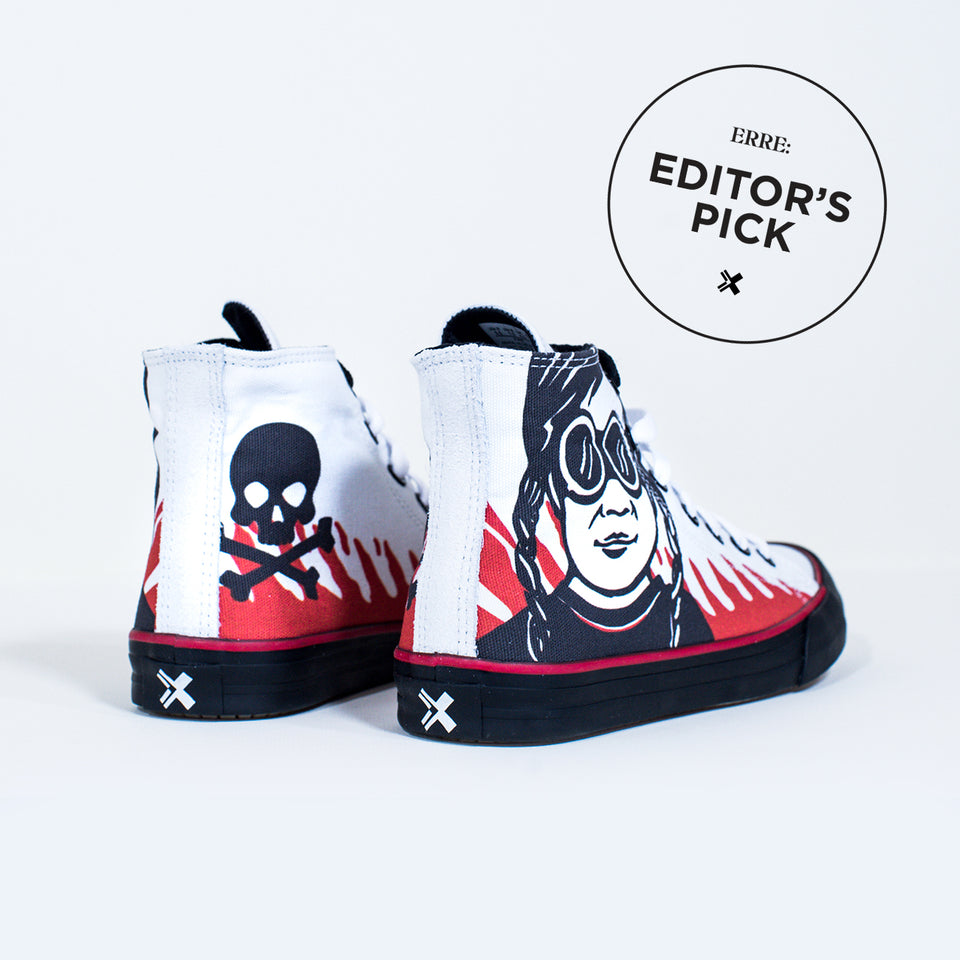 Erre Fire High-Top | XX