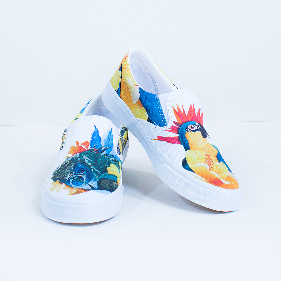 Guillermo Flores Iguana Slip-on | XX