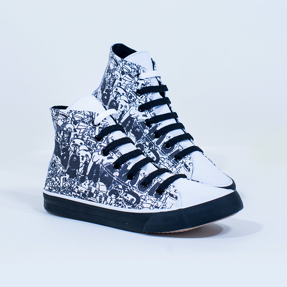 Ray Rincón Imagination High-Top | XY