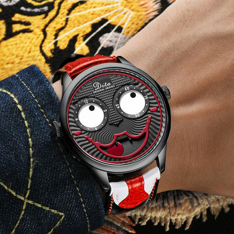 Cool watches,unique watches,Cool watches for men,face