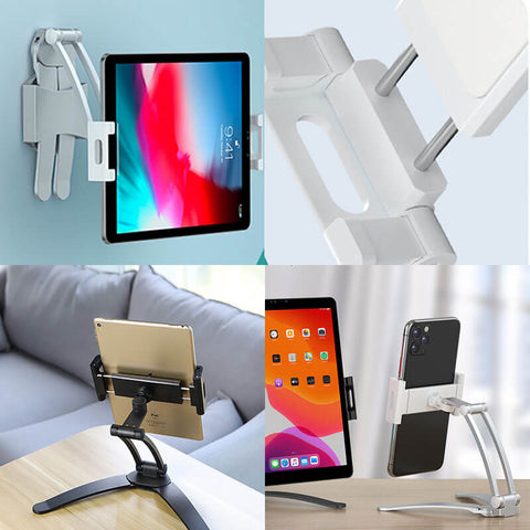 ipad stand,cell phone stand,ipad wall mount,tablet holder,tablet wall mount,cell phone stand for desk,iphone stand for desk,ipad kitchen stand,purpose