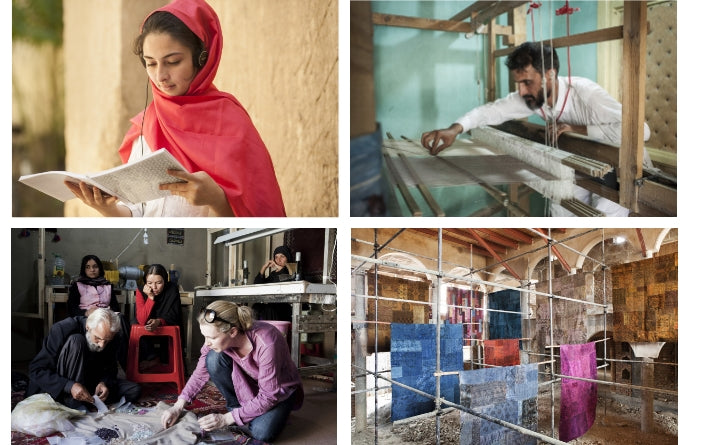 Indiegogo Campaign - Empower Afghan Artisans