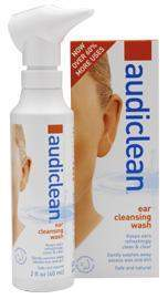 Audiclean Cleansing Ear Wash