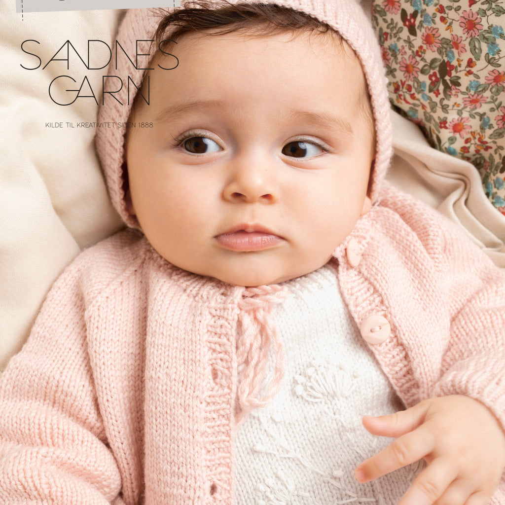 Baby Wool Catalog: Issue 1817 by Sandnes Garn