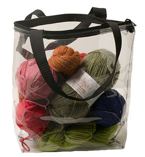 Zippered Knitting Project Bags - Small
