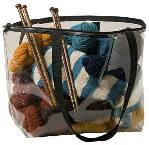 Zippered Knitting Project Bags - Medium
