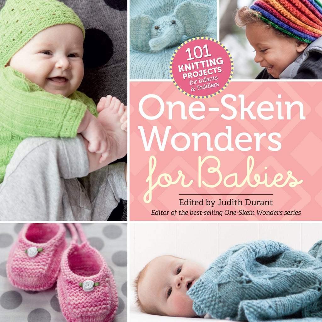 One Skein Wonders for Babies