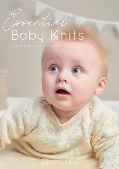 Essential Baby Knits: Eight Hand Knit Designs