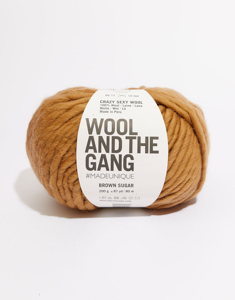 Wool and the Gang - Crazy Sexy Wool