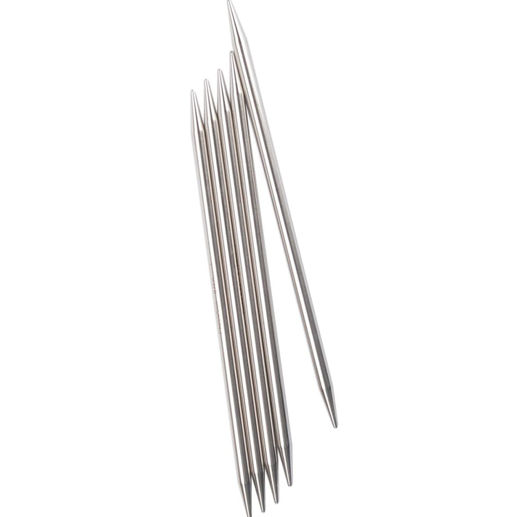 "ChiaoGoo Double Point Stainless Knitting Needles 8"" 5/Pkg"