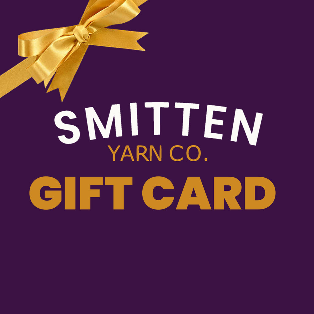 Smitten Yarn Co. Gift Card