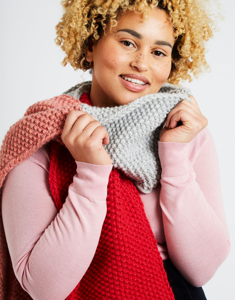 Maryl Scarf Pattern