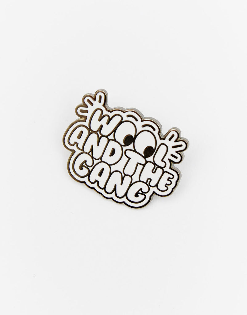 Wool and the Gang - Enamel Pin