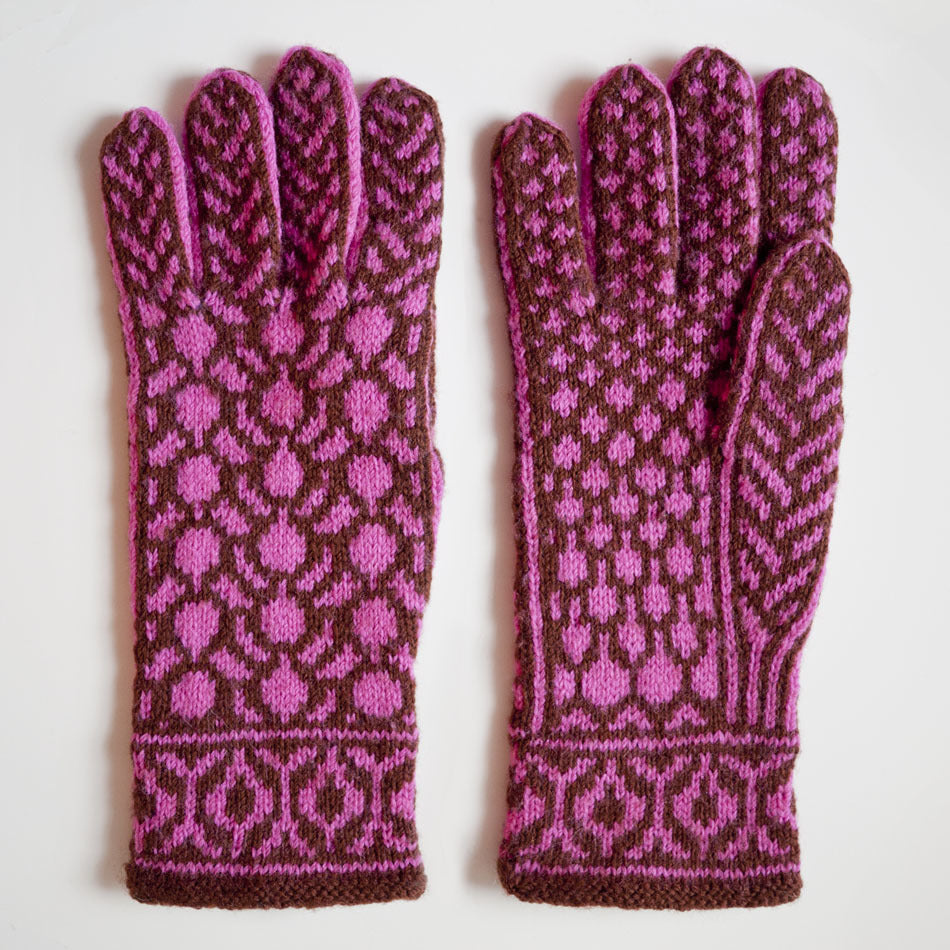 Redbud Gloves Pattern
