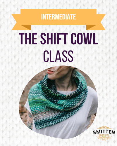 The Shift Cowl Class