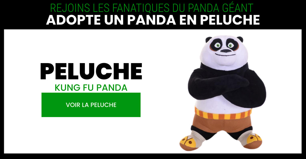 king fu panda po plush toy