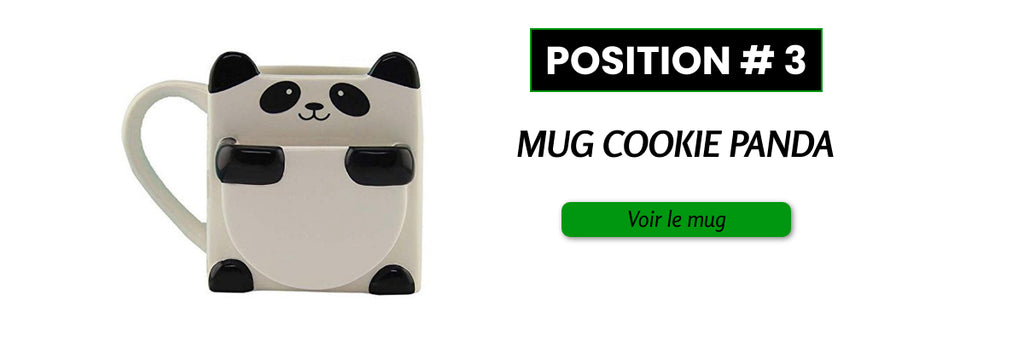 mug cookie panda univers de panda