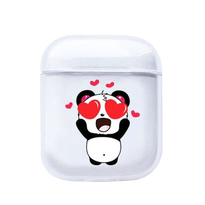 Coque Airpods Panda - Loveur - Univers de Panda