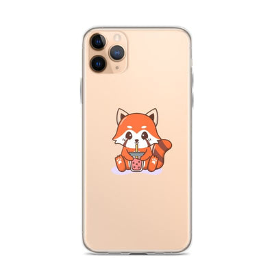 Coque Iphone Panda Roux - iPhone 11 Pro Max - Univers de