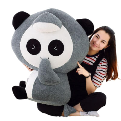 Grosse Peluche Panda Kawaii Adorable - Univers de Panda