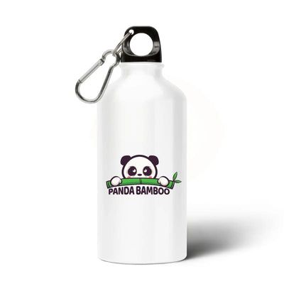 Thermos Bambou Panda Tea (500 ml) - Unique / Blanc - Univers