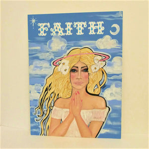 FAITH.painting
