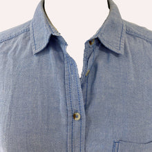 Load image into Gallery viewer, Denim.reworked.shirt