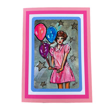 Load image into Gallery viewer, MWL.party.girl.card