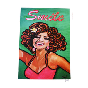 SMILE - GICLEE