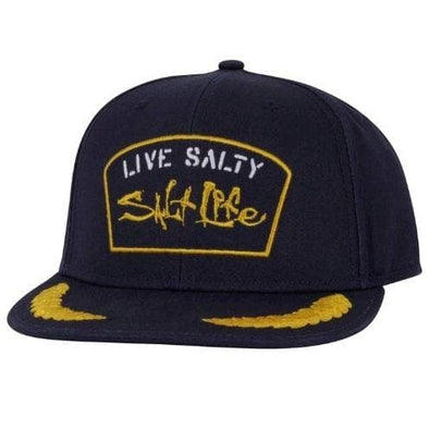 Headwear Salt Life Men's Captain Salt Live Salty Cap - Shop The DocksSalt Life Headwear