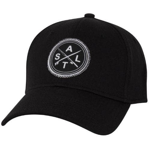 Headwear Salt Life Men's Stacked Stretch Cap - Shop The DocksSalt Life Headwear