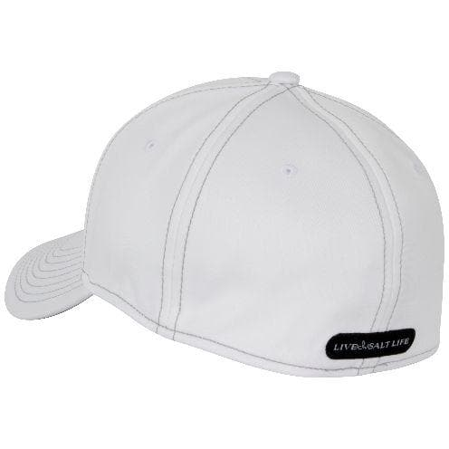 Headwear Salt Life Men's Signature Technical Stretch Fit Cap - Shop The DocksSalt Life Headwear