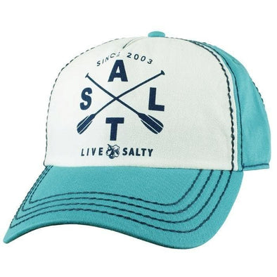 Headwear Salt Life Women's Salty Paddles Cap - Shop The DocksSalt Life Headwear