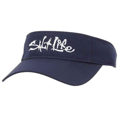 Headwear Salt Life Men's Signature Performance Visor - Shop The DocksSalt Life Headwear