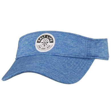 Headwear Salt Life Men's Stretch Fit Icon Visor - Shop The DocksSalt Life Headwear
