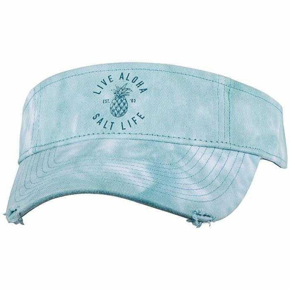 Headwear Salt Life Women's Live Aloha Visor - Shop The DocksSalt Life Headwear