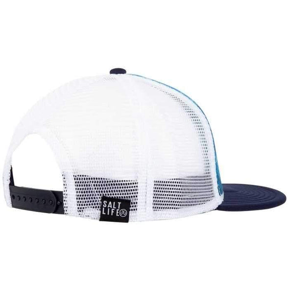 Headwear Salt Life Men's Ameriseas Trucker Mesh Cap - Shop The DocksSalt Life Headwear