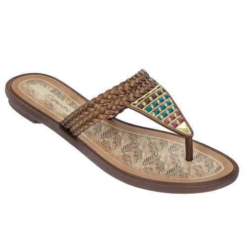 Footwear Grendha Women's Silvestre Thong Sandal - Shop The DocksGrendene Footwear