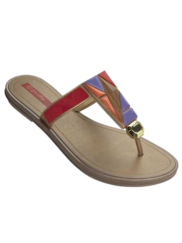 Footwear Grendha Tesouros Thong Sandal - Shop The DocksGrendene Footwear