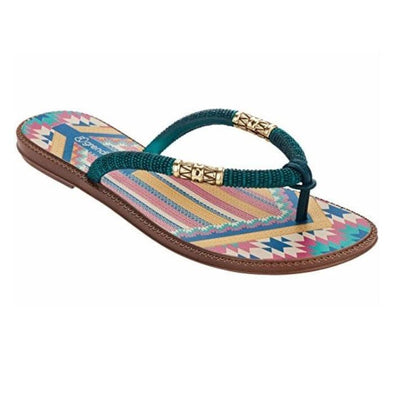 Footwear Grendha Tribale Thong Sandal - Shop The DocksGrendene Footwear